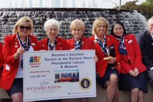 Applications are now being accepted for new Docents